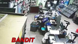 Convenience Store Cigarette Burglary