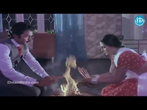 City Rowdy Movie - Madhavi, Rajasekhar Love Scene