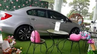 ศูนย์บริการ Honda Future Park Rangsit ดีมากๆ