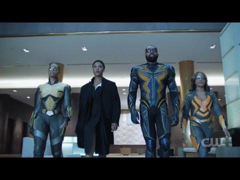 Black Lightning season 3 episode 16 finale ending scene