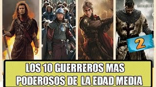 "En este vídeo veremos  a los guerreros, generales, emperadores y reyes mas poderosos e influyentes de la EDAD MEDIA. Te pido que te suscribas al canal y que lo compartas con tus amigos y familiares.============================================================================================================Gracias por ver este y otros contenidos de mi canal. Te pido que le des me gusta, que comentes para saber tu opinión y que compartas este vídeo con tus amigos ¿Que vídeos te gustaría ver en este canal? ========================================================================================================================================================================================================================""Magic Forest"" Kevin MacLeod (incompetech.com)Licensed under Creative Commons: By Attribution 3.0 Licensehttp://creativecommons.org/licenses/b...""Industrial Cinematic"" Kevin MacLeod (incompetech.com)Licensed under Creative Commons: By Attribution 3.0 Licensehttp://creativecommons.org/licenses/b...""Chill Wave"" Kevin MacLeod (incompetech.com)Licensed under Creative Commons: By Attribution 3.0 Licensehttp://creativecommons.org/licenses/b...""Curse of the Scarab"" Kevin MacLeod (incompetech.com)Licensed under Creative Commons: By Attribution 3.0 Licensehttp://creativecommons.org/licenses/b...""Crowd Hammer"" Kevin MacLeod (incompetech.com)Licensed under Creative Commons: By Attribution 3.0 Licensehttp://creativecommons.org/licenses/b...""Crusade"" Kevin MacLeod (incompetech.com)Licensed under Creative Commons: By Attribution 3.0 Licensehttp://creativecommons.org/licenses/b..."