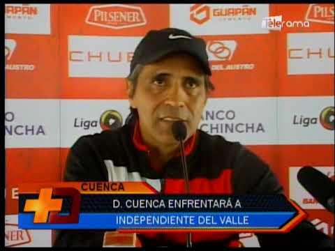 Deportivo Cuenca enfrentará a Independiente del Valle