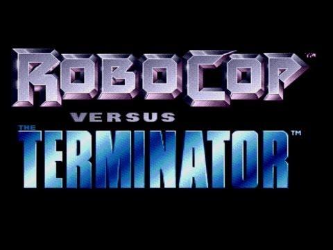 robocop vs terminator genesis