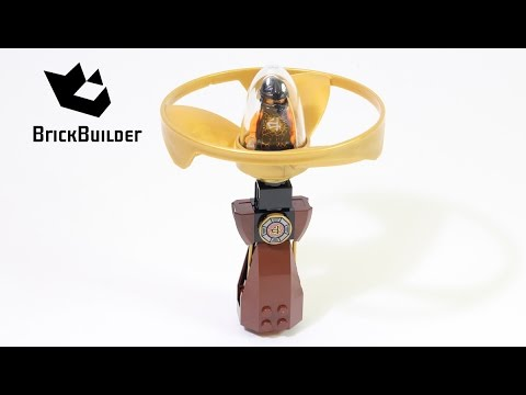 Видео Lego 70741 Ninjago Флайер Коула