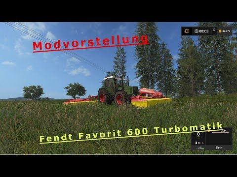 Fendt Favorit 615 LSA v2.1.0