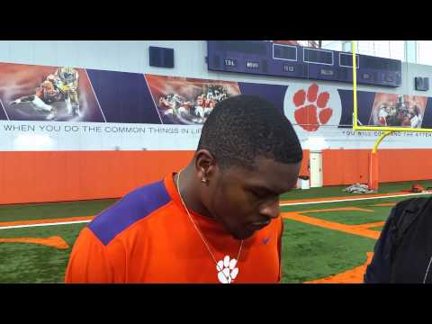 Stephone Anthony Interview 3/5/2015 video.