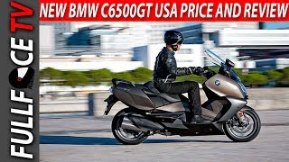 8. 2017 BMW C650GT USA Specs and Review