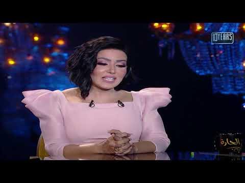 سمية الخشاب: أحمد سعد أقسم علي بالطلاق ثلاثا ولجأ لشيخ بعد تراجعه