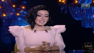 سمية الخشاب تروي واقعة طلاقها الشفهي من أحمد سعد قبل الطلاق المعلن