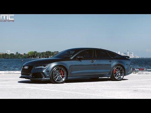 MC Customs | Vellano Wheels Audi RS7
