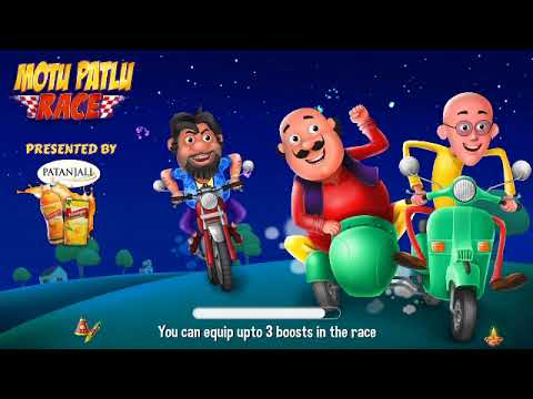 Video Motu Patlu Race Game download in MP3, 3GP, MP4, WEBM, AVI, FLV January 2017