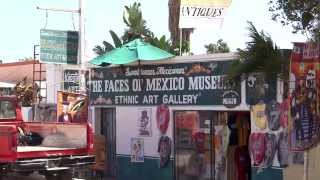 Todos Santos Mexico  city images : Todos Santos, Mexico - Downtown HD (2014)