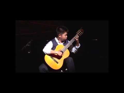 YPM Rising Stars 2014 - Andrew Joseph Atmaja - Guitar