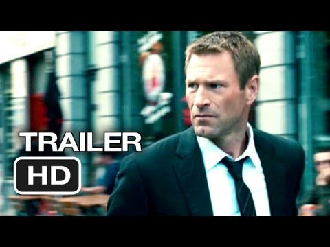 Erased US Release TRAILER 1 (2013) Aaron Eckhart, Olga Kurylenko Action Movie HD Video