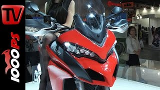 6. Ducati Multistrada 1200 / S 2015- Packages, Price, Features