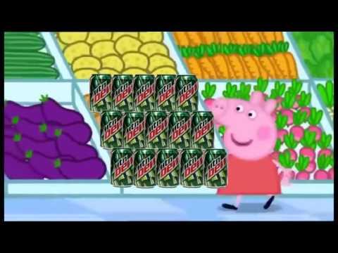 Video MLG Peppa pig Shopping #1 download in MP3, 3GP, MP4, WEBM, AVI, FLV January 2017