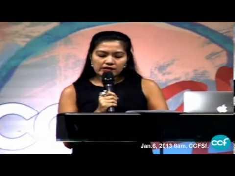 Pastors wife testimony