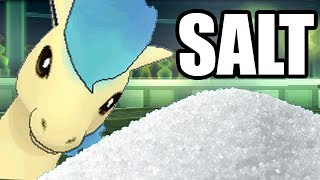 Pokemon Salt Team, team of pokemon that made me salty asf xD Some Pokemon Battles can be so salty, so I used them on a team! Subscribe to PIMPNITE ...