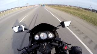 1. 2012 Ninja 250R - Can I Ride On The Highway?
