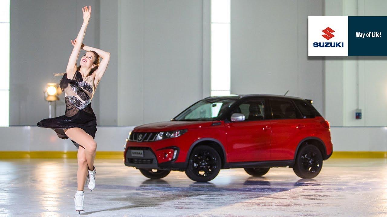 Suzuki è Sport - Call to action Cassani, Kostner, Mihajlovic