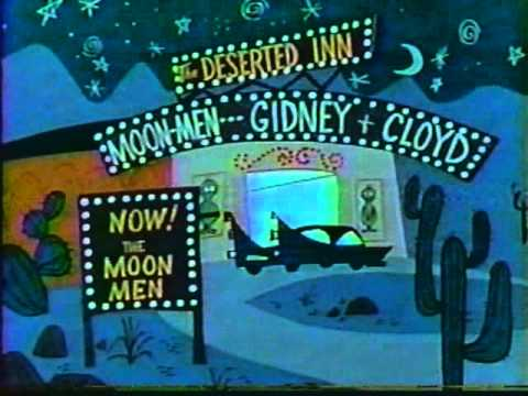 The Bullwinkle Show - Jet Fuel Formula #18 Farewell my Ugly or Knots to You