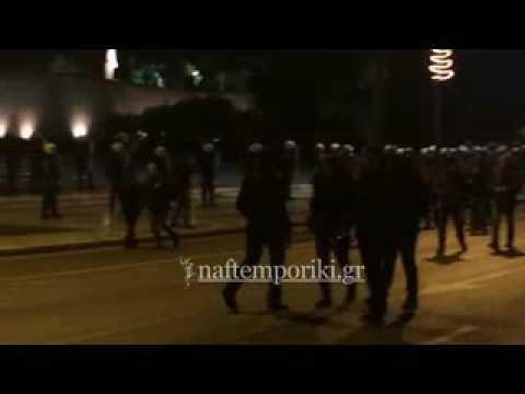 Πορεία στη μνήμη του Αλ. Γρηγορόπουλου