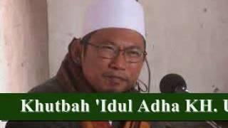 3. KHUTBAH 'IDUL ADHA KH. UZAIRON THOIFUR ABDILLAH (06 NOPEMBER 2011)