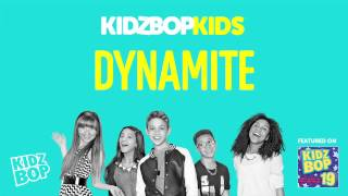 Video KIDZ BOP Kids - Dynamite (KIDZ BOP 19) MP3, 3GP, MP4, WEBM, AVI, FLV Agustus 2018