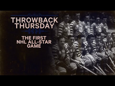 Video: TBT: First ever NHL All-Star Game