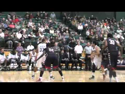 Cal Poly Men's Basketball Highlights versus Fresno State (Nov. 19, 2012)