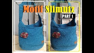 Tutorial Merajut Motif Selimut PART 1