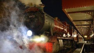 Hogwarts Express from King's Cross Station to Hogsmeade Spoiler Free Tour including Platform 9 ¾