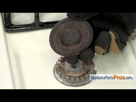 Gas Range LP Conversion Kit (part #GRLP3) - How To Install