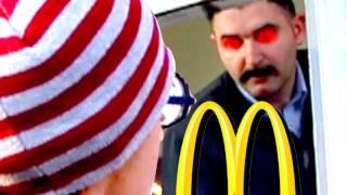 Bei McDonalds rausgeschmissen! (Ich bin YouTube)