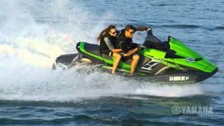 7. 2016 Yamaha FX SVHO Series WaveRunners