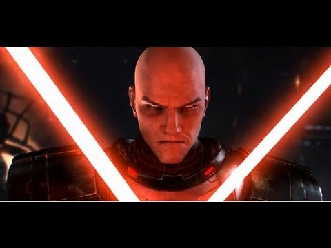 Star Wars: The Old Republic - Intro Cinema