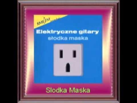 Tekst piosenki Elektryczne Gitary - Moje szczęki po polsku