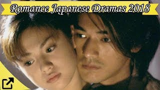 Top 50 Romance Japanese Dramas 2018 (All The Time)
