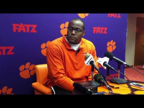Brandon Thomas Interview 10/21/2013 video.