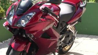 9. HD 027 - MY HONDA VFR 800 A 2009