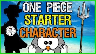 One Piece Starter Character Tag!! (Tagged By RogersBase)