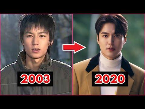 Lee Min Ho Evolution 2003 - 2020