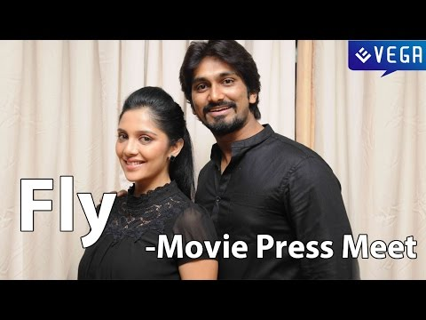Fly Movie Press Meet