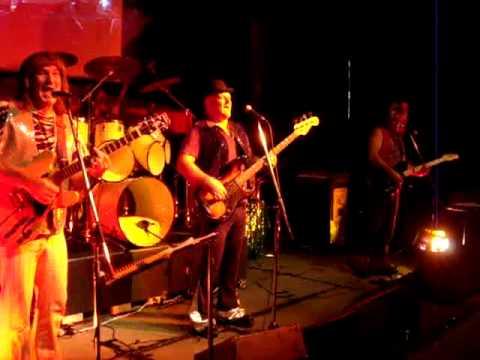 Brisbane Glam Band - Ballroom Blitz