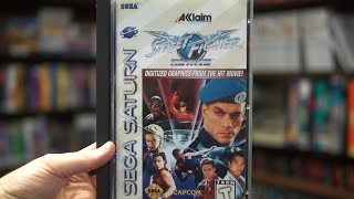 Nonton Street Fighter  The Movie  The Game  Sega Saturn    James   Doug Film Subtitle Indonesia Streaming Movie Download
