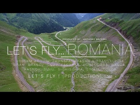 LET'S FLY ROMANIA !