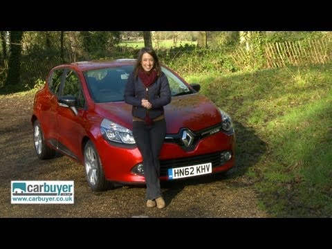 Renault Clio hatchback 2013 review - CarBuyer