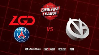 PSG.LGD vs Vici Gaming, DreamLeague Season 11 Major, bo3, game 2[Lex & Adekvat]