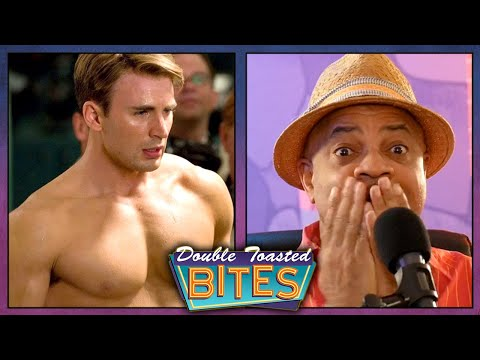 CHRIS EVANS LEAKS AND THE INTERNET'S REACTION | Double Toasted Bites