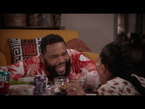 Dre and Bow Relax With Some Edibles Until Life Interrupts - black-ish